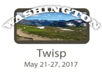 Twisp, Washington 2017