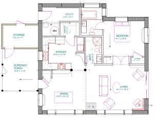 Eco Nest Floor Plan