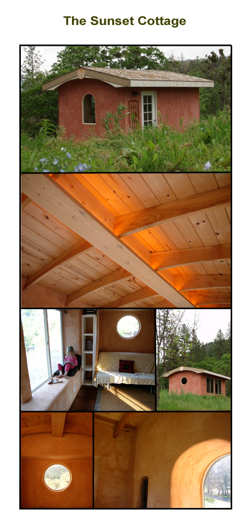 Fine Sunset Cottage Plans Strawbale Com Interior Design Ideas Tzicisoteloinfo
