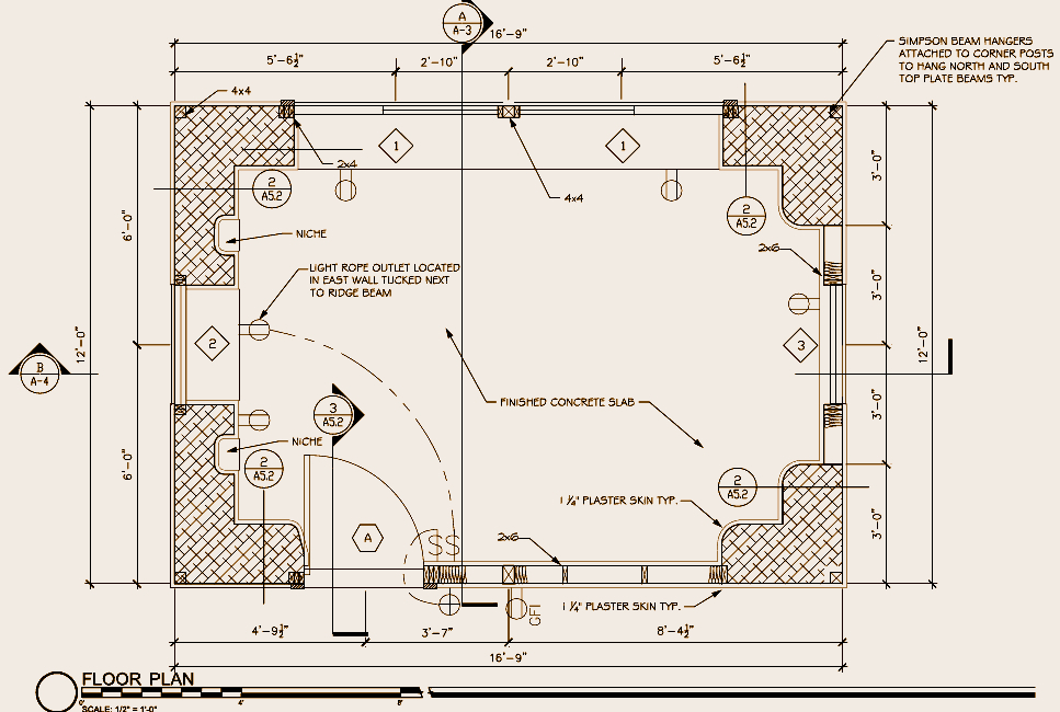 11x17 black line plans - Floor Plan On Line