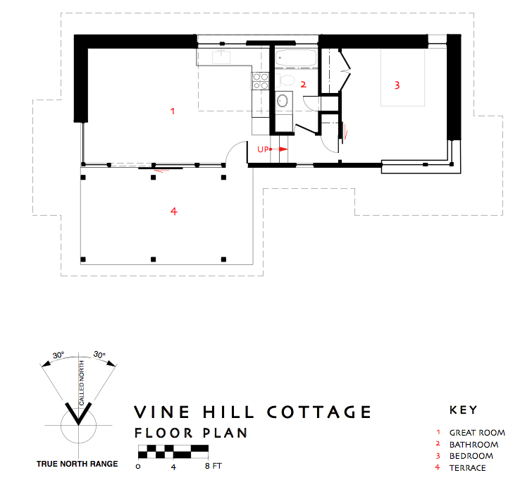 vine hill cottage